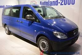 taxibus Mercedes Benz Vito 115 CDI Extra Lang Automatik 7-Sitze Klima 2010