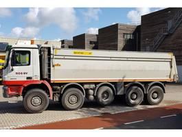 kipper vrachtwagen > 7.5 t Mercedes-Benz Actros 5044 AK 10x8 2008