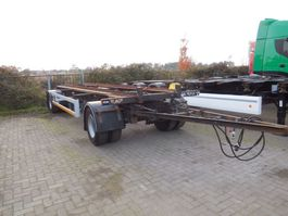 container chassis aanhanger LAG A-2-20 ST 2011