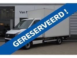 bakwagen vrachtwagen Volkswagen Crafter 2.0 TDI 136PK Bakwagen Laadklep, Cruise, Geveerde stoel 2015