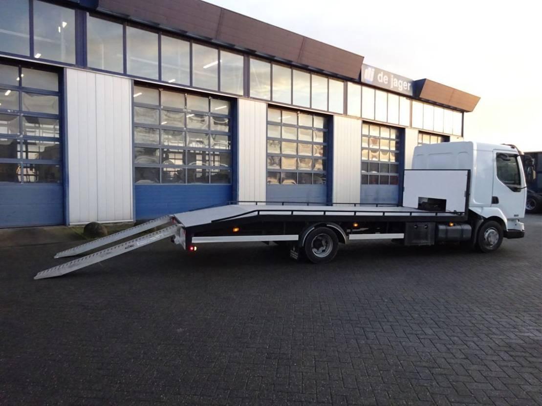 autotransporter vrachtwagen Renault Midlum 150 -08/B 2004