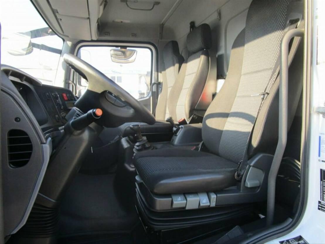 koelwagen vrachtwagen Mercedes-Benz ATEGO III 816 Koffer 6,10 m LBW 1 TO.*KÜHLBOX 2013