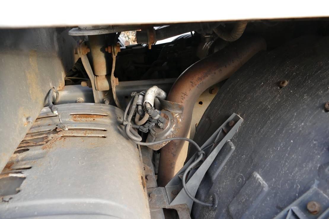 autotransporter vrachtwagen Iveco euro 5 2009