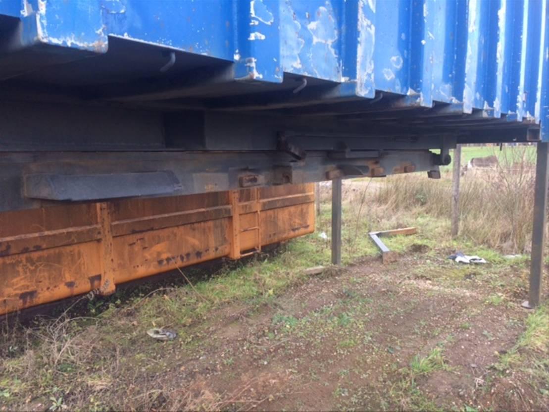 Wisselopbouw vrachtwagen onderdeel Diversen Occ kipbak - wisselsysteem