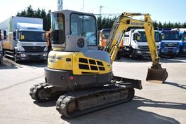 rupsgraafmachine New Holland KOBELCO E 50 B SR 2011