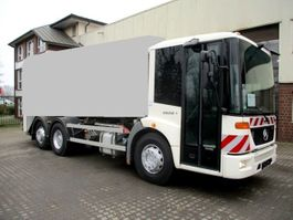 chassis cabine vrachtwagen Mercedes-Benz 2629 6x2 Econic Fahrgestell Euro5 2009
