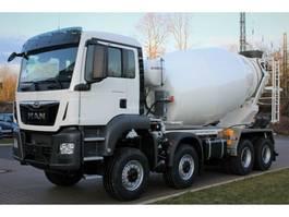 betonmixer vrachtwagen MAN TGS 41.430 8x6 /EuromixMTP EM 10m³ EURO 6