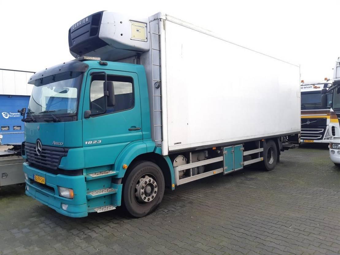 koelwagen vrachtwagen Mercedes-Benz Atego 1823 2001