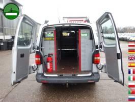 gesloten bestelwagen Volkswagen T5 Transporter 2.5 TDI 4Motion - KLIMA - AHK Bot 2007
