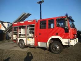 brandweerwagen vrachtwagen Iveco 135EW 24 4x4 bomberos fire truck 2000