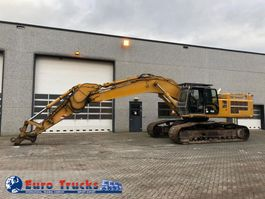 rupsgraafmachine Caterpillar 345C 2008