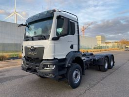 containersysteem vrachtwagen MAN New Generation TGS 33.470 6x4 BL-NN containerhaak wb 3900 3x 2020