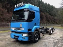 chassis cabine vrachtwagen Renault Premium 420 dci ** Fahrgestell/Klima/Retarder ** 2005