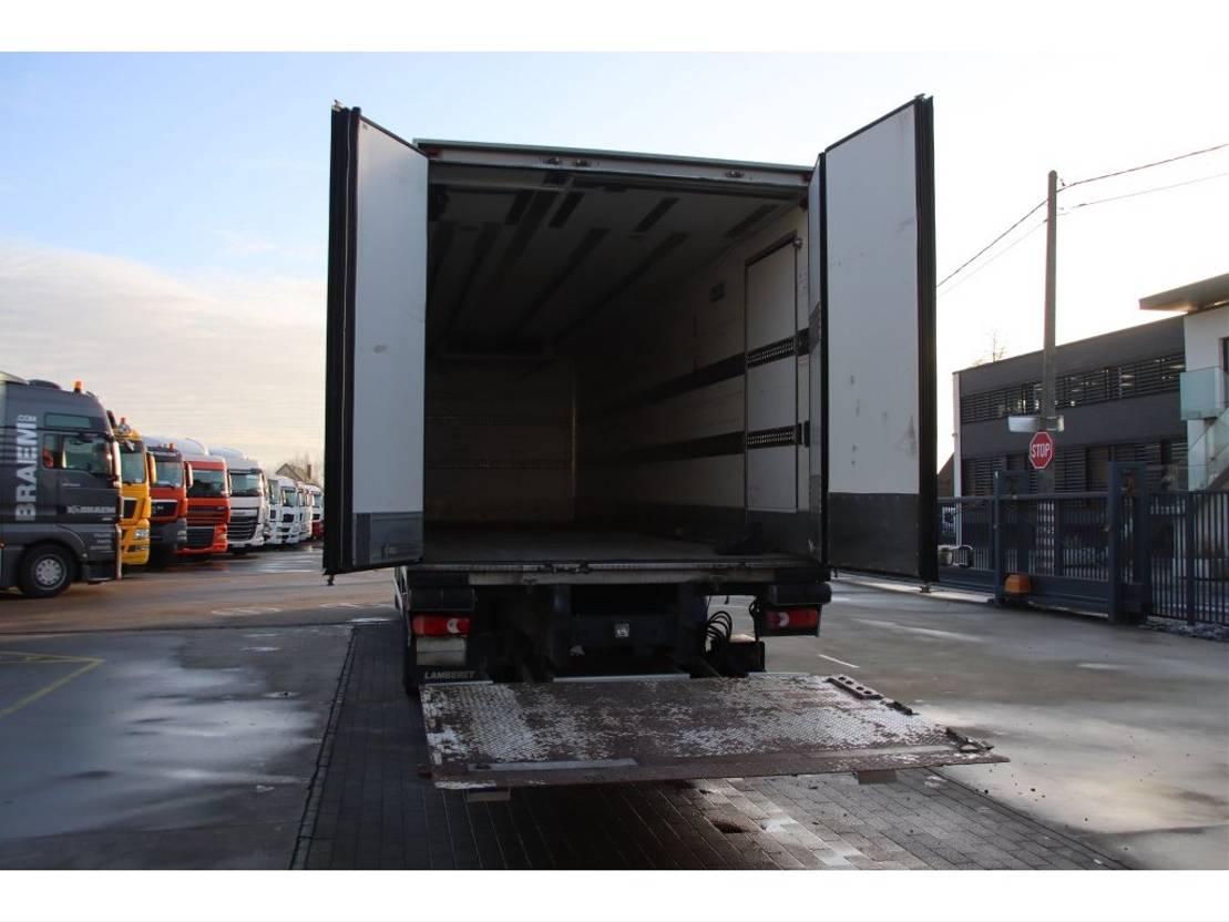 koelwagen vrachtwagen Volvo FE 320 + LAMBERET 20P+CARRIER SUPRA 950MT+D'HOLLANDIA 2000KG 2007