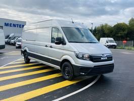 gesloten bestelwagen MAN TGE 3.180 14,4 m3 AUTOMAAT 2020