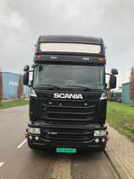 standaard trekker Scania R450 TOPLINE 2013