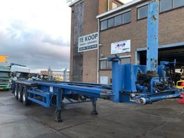 container chassis oplegger Langendorf 40 ft kip chassis 1995