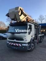 autohoogwerker vrachtwagen Renault Eagle 44/26-30 2000