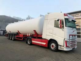 silo oplegger Feldbinder KIP 66.3 Silo 66.000 L 3 Achse mit ADR 2014