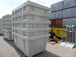 overige containers Vernooy PORTAAL 3 M3 NIEUW 3 M3