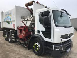 vuilniswagen vrachtwagen Renault Premium 280 280DXI 6X2 EURO 4 2009