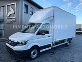 bakwagen bedrijfswagen < 7.5 t Volkswagen Crafter 35 177PS/Lang Rd/ISOLIERTKOFFER NW 1,49% 2020