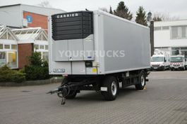 koelwagen aanhanger Ackermann Carrier Maxima 1000/ Strom/ Rolltor/ LBW 2010