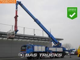 autohoogwerker vrachtwagen Thomas Nacelle 8X8 35 meters Aerial platform 2000