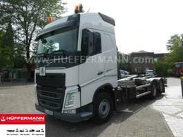containersysteem vrachtwagen Volvo FH 460 6x2 MEILLER RS 21.70 Abrollkipper 2017