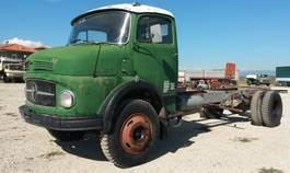 chassis cabine vrachtwagen 1413 1974