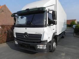 bakwagen vrachtwagen Mercedes-Benz Atego 1224 1224L Euro 6 (52000 exl btw) 2016
