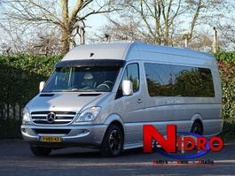 bus camper Mercedes-Benz Sprinter 318CDI RENNSPORT LIVING GARAGE CAMPER 2009