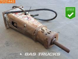 breker en hamer Hammar 4 - 6 Tons - Hydraulic hammer 2010