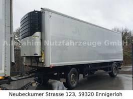 koelwagen aanhanger Ackermann VA-F 18/7.5 e, Carrier Maxima 1000