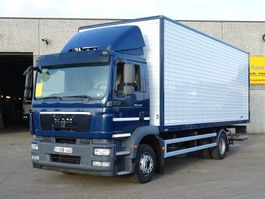 bakwagen vrachtwagen MAN TGM 12 .250  4X2 2011