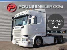 standaard trekker Scania R580 6x4 3100mm 2016