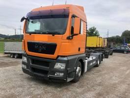 chassis cabine vrachtwagen MAN TGX 26.440 Retarder