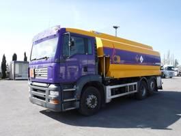 tankwagen vrachtwagen MAN 26.390 2005