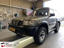 terreinwagen bedrijfswagen Nissan PATROL GR 3.0 DI TURBO HTP 166.000 km! 2004