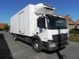 koelwagen vrachtwagen Mercedes-Benz Atego 1524 1524L euro 6 (66500 exl btw ) 2015