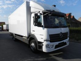 bakwagen vrachtwagen > 7.5 t Mercedes-Benz Atego 1221 L 2018