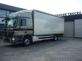 schuifzeil vrachtwagen Mercedes Benz 1844  4x2  Schuifzeil  euro 5   WDB9300361L326114 Retarder 2008