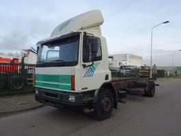 chassis cabine vrachtwagen DAF 75 240 ATI !! FULL STEEL !! EURO 2 !! 1997
