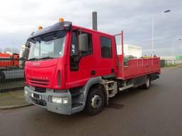 platform vrachtwagen Iveco EURO CARGO 120E24 !! OPRIJWAGEN 2006