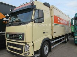 chassis cabine vrachtwagen Volvo FH 460 6x2R Globetrotter nur/ONLY Chassis TOP 2011