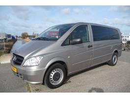 bus camper Mercedes-Benz Vito 9 persoons XXL autm ideaal voor camperombouw 113 CDI 343 incl btw (... 2013