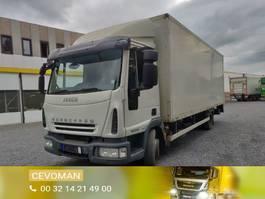 bakwagen vrachtwagen Iveco EuroCargo 100 100E18 Euro5 4x2 2007