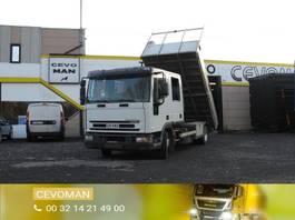 kipper vrachtwagen > 7.5 t Iveco 80E17 doka kipper 2003
