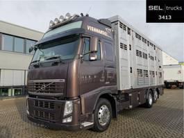 veewagen vrachtwagen Volvo FH 420 / 3 Stock / Alu-Felgen / Liftachse 2012