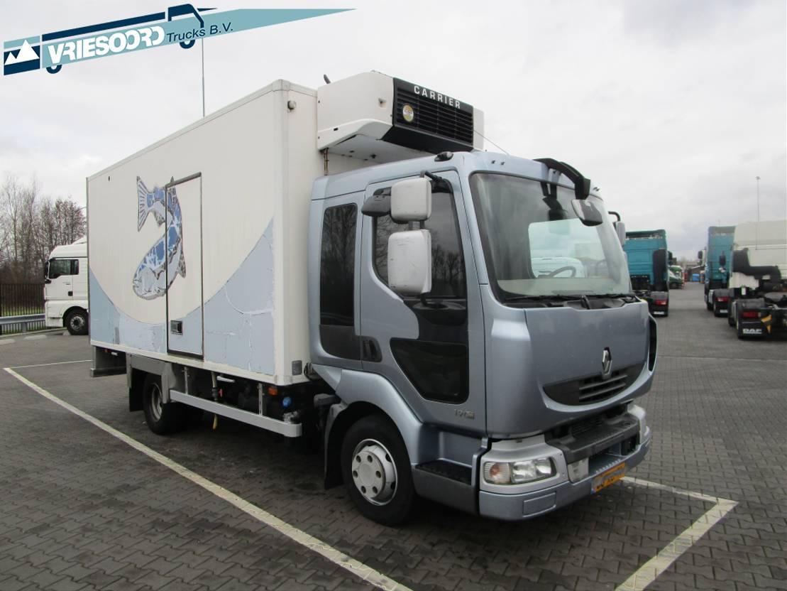 koelwagen vrachtwagen Renault Midlum 190 -10 EL 2007